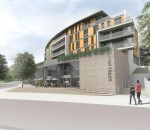 Proposed development to kick start town centre regeneration
