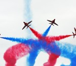 Morgan Sindall Investments support Red Arrows displays