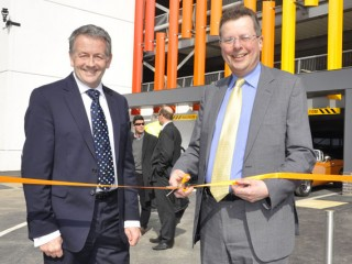 £40 million Bournemouth regeneration drives on with seven-storey car park opening