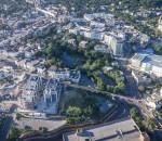 Former Winter Gardens site plans go on show