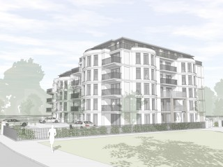 Update on Durley Road apartments plan