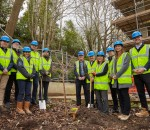 Bournemouth Development Company's 'Tree Tops' development tops out